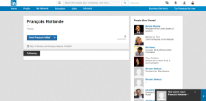 Linkedin Hollande